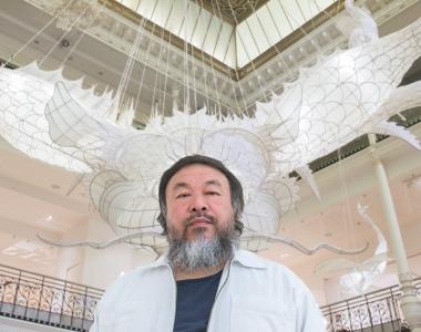 Ai Wei Wei – Exposition Le Bon Marché