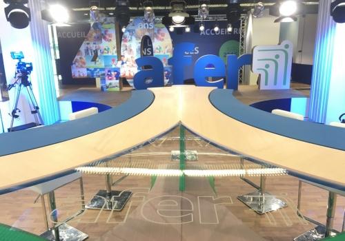 Afer – 40 ans de succes – Assemblee Generale – Plateau TV