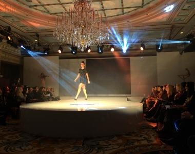 Défilé de mode – Hotel George V