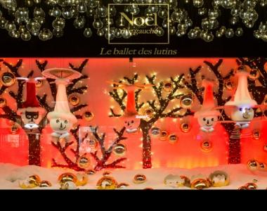 Noël 2015 – Le Bon Marché